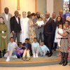 Celebration of Baptism For African Family in New Jersey