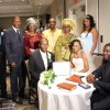 Forabo Weds Modupe in Brooklyn New York