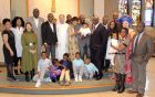 Celebration of Baptism For African Family in the US
