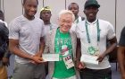 Japanese Man Sends Reminder To Nigerians: Rewards Nigeria's Olympic Soccer Team