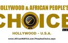 Winners – Nollywood & African People's Choice Awards Hollywood 2016