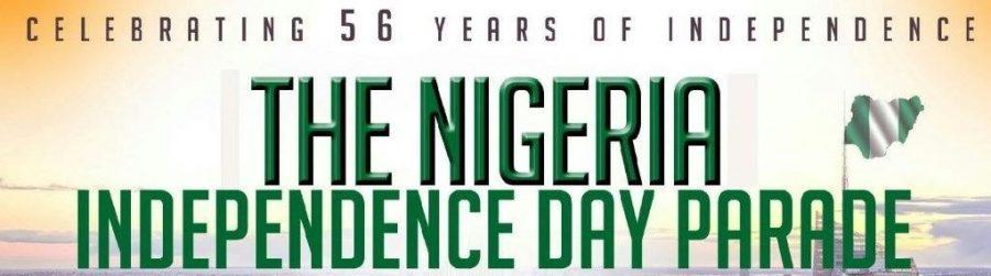 Nigeria Independence Parade New York - Nigeria at 56