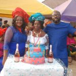 Lady Pauline Ezeogu celebrates 80th birthday