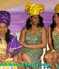 Celebrant's daughters