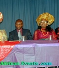 Section of members of the High Table