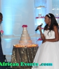 The bride sings for her groom 2