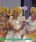Elegant African ladies