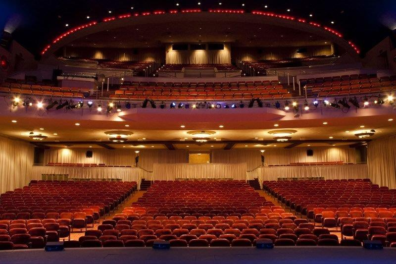 Alex Theater hosts NAFCA 2016