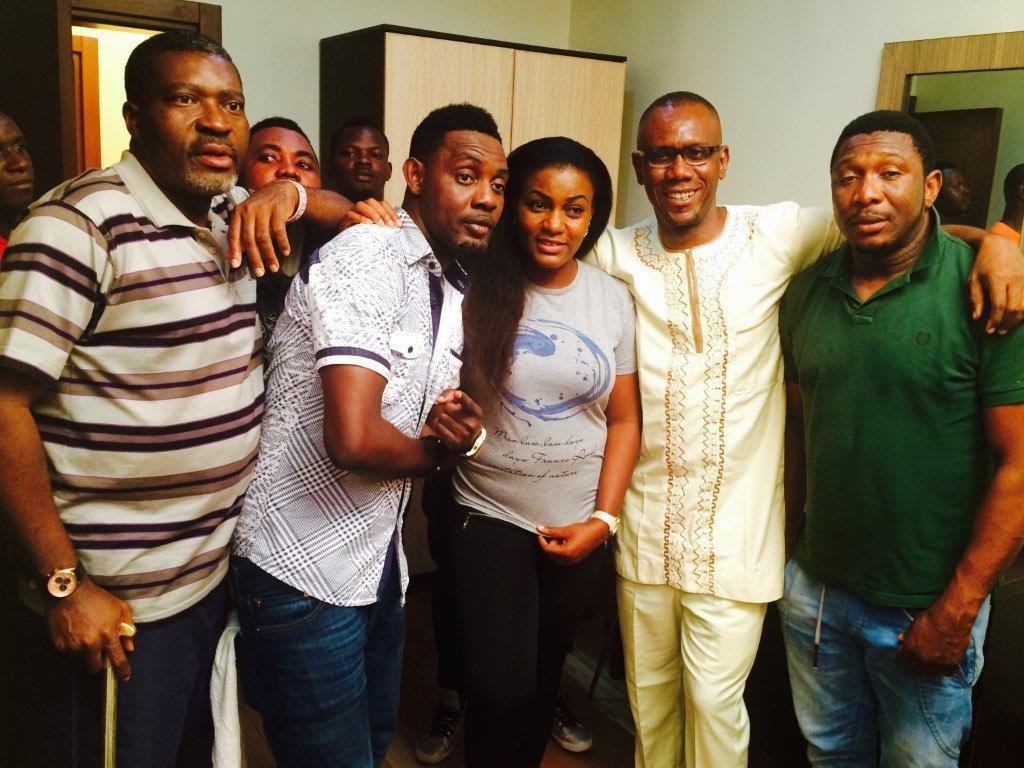 Kanayo O. Kanayo, AY, Queen Nwokorie, Pascal Atumah, Tchidi Chikere