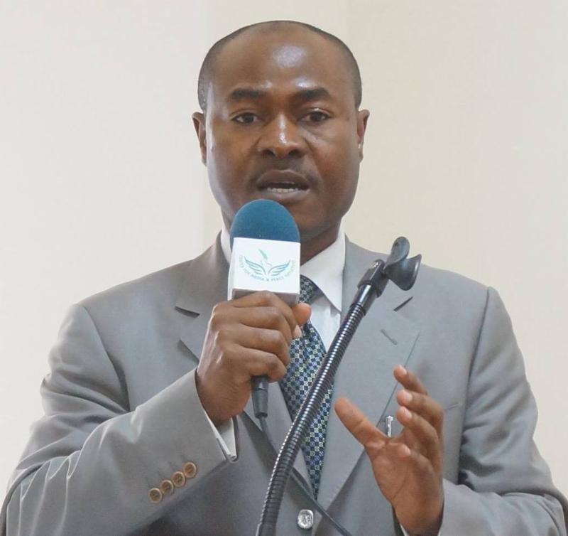Dr. Uchenna Ekwo, CMPI President