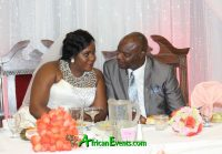 African Events Wedding: Joy weds Moses in New Jersey