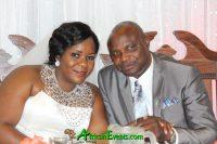 Joy and Moses Adedeji wedding