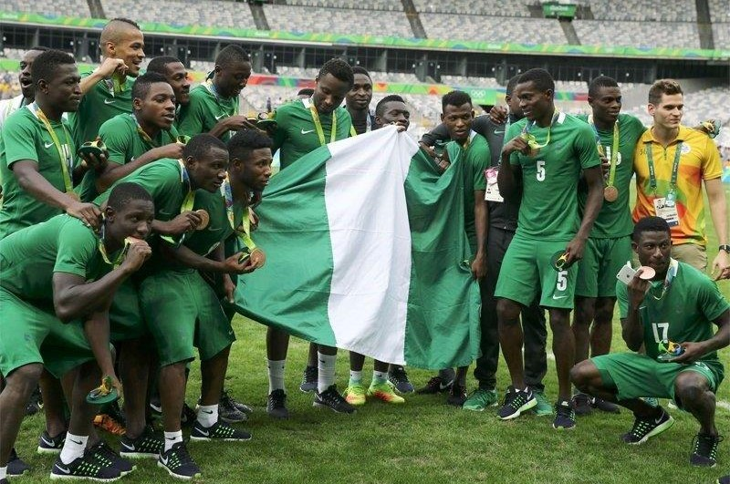 Nigerias Dream Team-VI Win Bronze In Rio 2016 Olympics