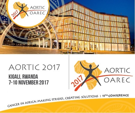 AORTIC 2017 International Conference on Cancer in Africa