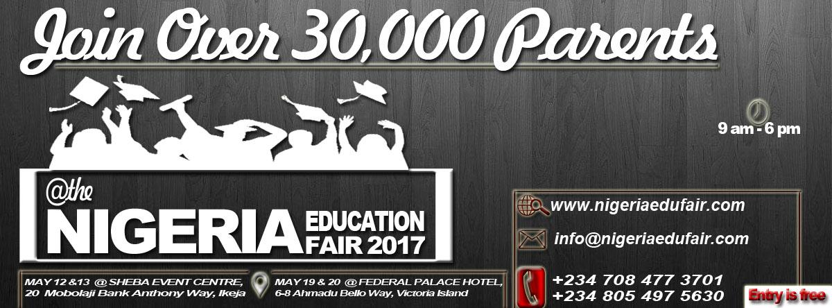 The Nigeria Education Fair 2017