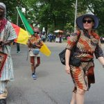 City of Newark African American Heritage Parade 2017 in Newark, New Jersey