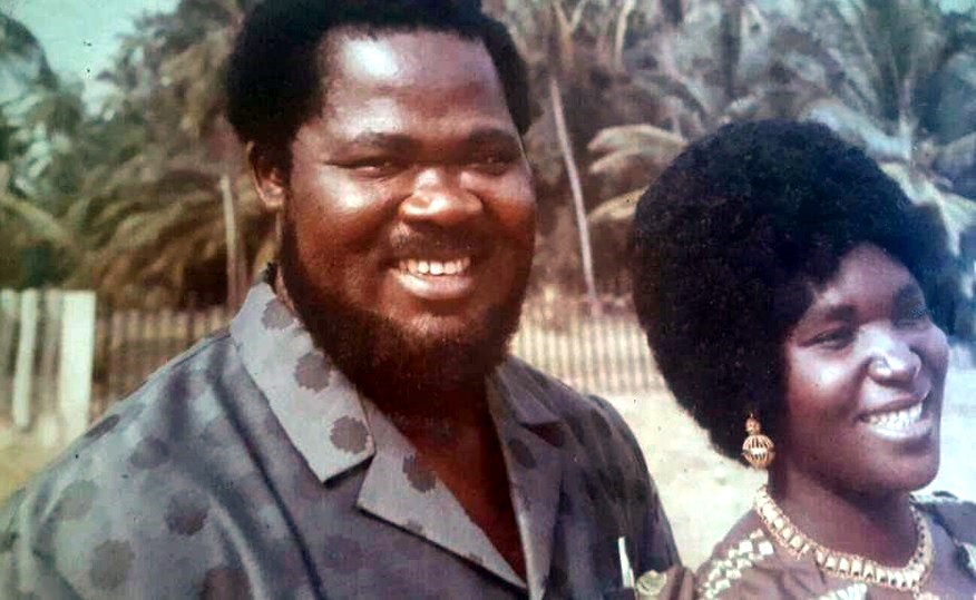 Sir & Lady Lazarus Mbamara