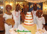 Dr. Olubunmi Afonja and family