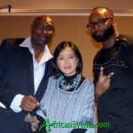 Akunne Kenneth Melie and Ying Haung Melie Hold Golden Baby-Shower in New Jersey