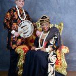 Spanish/Nigerian Couple Receive Traditional Titles at The Awka Egwu-uzu Festival in Nigeria
