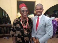 Chief Ibeawuchi J. Iheoma Agubinisinda of Oboama Ezinihitte